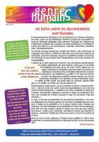 Genre(S) Humain(S) n°1 - Mars 2012